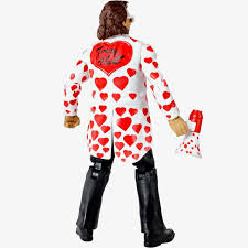 Wwe Halloween Costumes Adults Hart Wwe Hall Fame Elite Collection Series