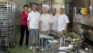 lavaur la cuisine centrale inaugurée ce midi 24 09 2011
