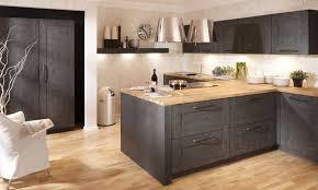 cuisine bois et gris ordinaire cuisine bois et gris 11 cuisines de cagne evtod