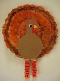 a faithful attempt coffee filter turkey craft
