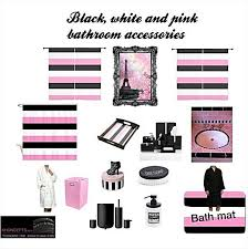 wednesday room of the week u2013 black white and pink stripes