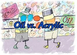 oil vs acrylic the beginner u0027s guide to choosing paint