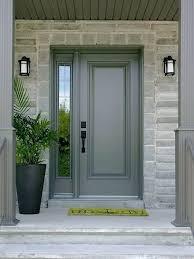 Shaker Style Exterior Doors Shaker Front Door Like Asymmetry Of Front Door And Sidelight