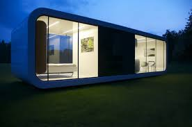 Modular Houses Flat Pack Container Houses Trident
