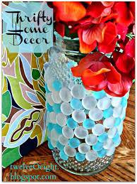 Home Decor On A Budget Blog Diy Home Decor On A Budget Chic Glass Vase Twelveoeight