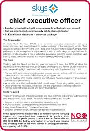 financial modelling resume ngo recruitment chief executive and board director ngo recruitment western college ceo