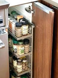 kitchen spice organization ideas kitchen spice storage ideas cabinet organizers for kitchen for