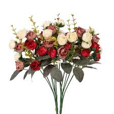 artificial flower bouquets top 20 best artificial wedding centerpieces bouquets heavy