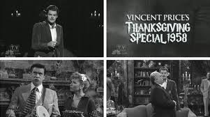 vincent price s thanksgiving special 1958 on snl serious eats