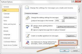outlook 2013 design outlook email template how to create and use templates in outlook