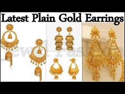 gold erring gold earrings designs