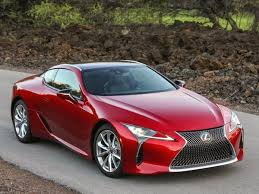lexus extended warranty cost 2018 lexus lc 500 priced at 93 195 kelley blue book