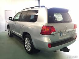 used toyota land cruiser v8 your second hand cars ads