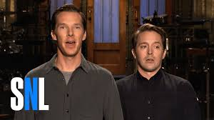 snl host benedict cumberbatch and beck pretend the election isn u0027t