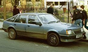 1975 opel manta interior vauxhall cavalier