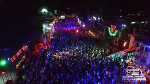 fullmoon party paradise bungalows koh phangan youtube