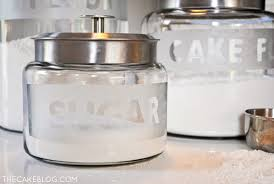 kitchen canister diy revitalize your kitchen canisters