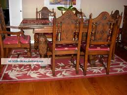 Used Dining Room Set Furniture Lovely Pretty Antique Dining Room Table And Chairs