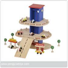 wooden diy parking garage wooden car park toys wholesale buy