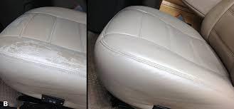 reparation siege cuir voiture comment réparer un siège d auto en cuir déchiré fiche technique auto