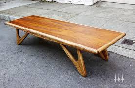 mid modern coffee table impressive mid century modern coffee table convention austin