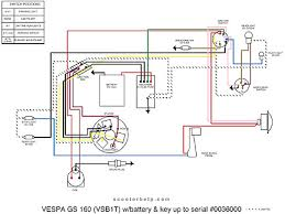 100 vespa gs 150 wiring diagram vespa 150 sprint owner