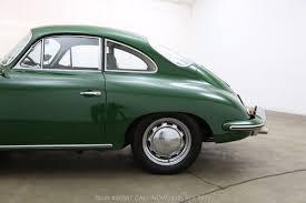 brewster green porsche 1964 porsche 356c beverly hills car club