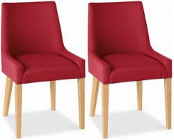 Red Dining Chair Bentley Designs Ella Oak Dining Chairs For Sale Cfs Uk