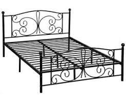Metal Platform Bed Frame New Metal Platform Bed Frame With Headboard And Footboard