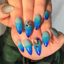 25 best ideas about almond nail art on pinterest fall almond