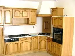 cuisine equipee bois meuble cuisine bois massif amazing meuble haut cuisine bois meuble