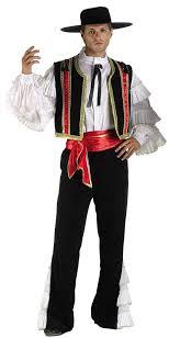 superior male spanish dancer costume stamco 230121 karnival