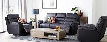 Leather Sofa Sale Melbourne by Chicago Recliner Lounge Set Lounge Designer Furniture