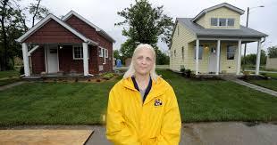 cass community social services detroit gives tiny homes tour