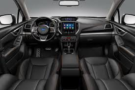 subaru hybrid interior 2019 subaru xv crosstrek hybrid reviews new suv price new suv