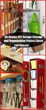 Storage And Organization 50 Genius Diy Garage Storage And Organization Project Ideas