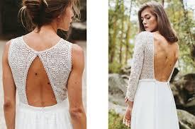 robe mariã e fluide robe de mariée bohème