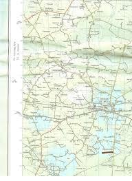 The Villages Map Griffiths Evaluation Lowe Tithe Apploments Ordnance Survey