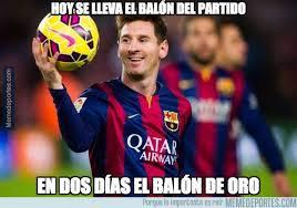 Memes Sobre Messi - memes el humor sobre barcelona y messi luego del triunfo contra