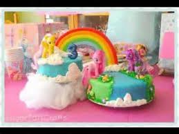 my pony centerpieces my pony birthday party decorations