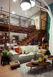 cosy eclectic interior design unique small home decor inspiration