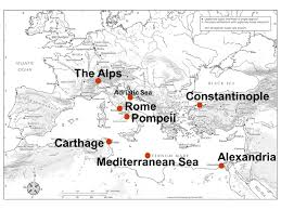 Pompeii Map Ancient Rome A Traveler U0027s Introduction Ppt Video Online Download
