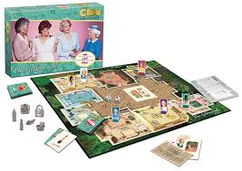 golden girls version of clue is coming