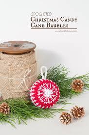 hopeful honey craft crochet create candy cane christmas
