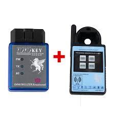 mini nd900 transponder key programmer plus toyo key obd ii key pro