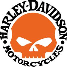 davidson willie g skull