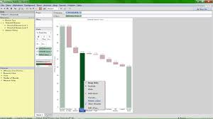 waterfall chart template excel gallery templates example free