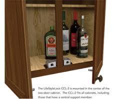 Safety Locks For Kitchen Cabinets Kitchen Cabinet Lock Hbe Kitchen