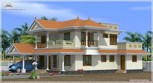 house plan and elevation 2000 sq ft home appliance duplex plans in
