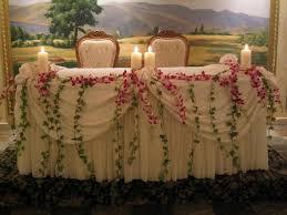 Bride And Groom Table Decoration Ideas Brides Helping Brides Jericho Terrace Rooms Liweddings